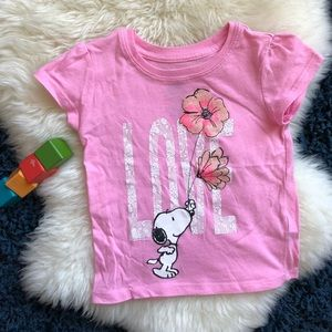 Other - Snoopy toddler Tee
